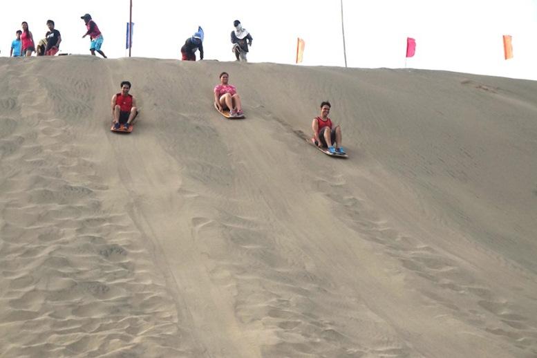 La Paz Sand Dunes 2