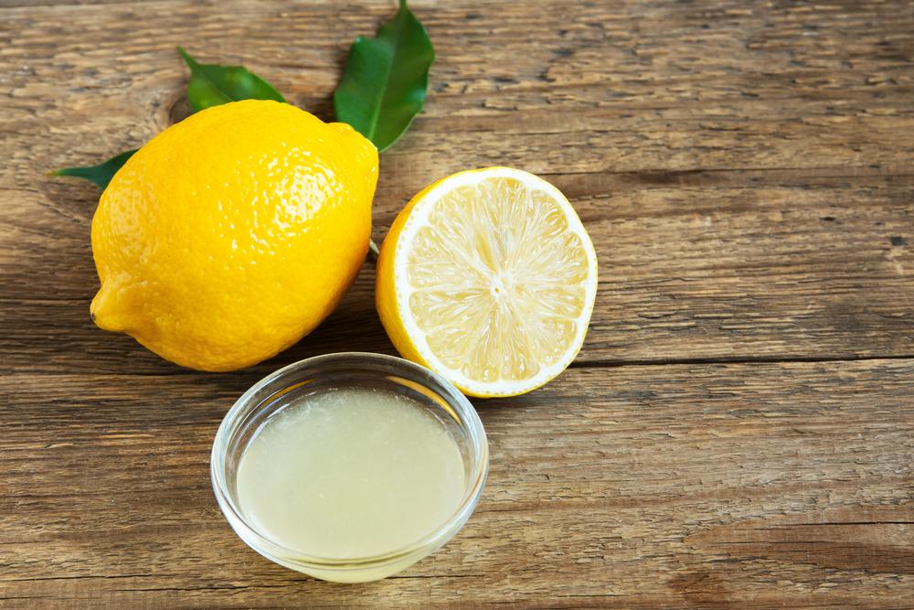 Lemon - Get Rid of Acne Naturally