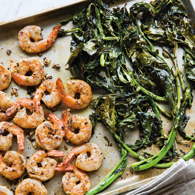 Lemony-Shrimp-and-Broccoli-Rabe-652x652