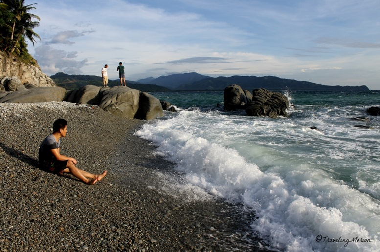 Looc Pebble Beach in Surigao City