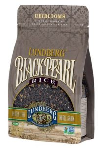 Lundberg Eco-Farmed Gourmet Black Japonica Field Blend Rice