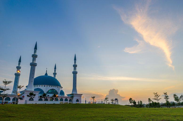 MASJID BANDAR DATO ONN, JOHOR BAHRU, MALAYSIA 2