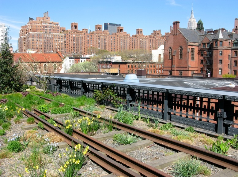 Manhattan's High Line
