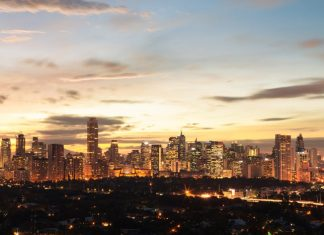 Manila City - Evening View - Things to Do in Manila - Featured Image