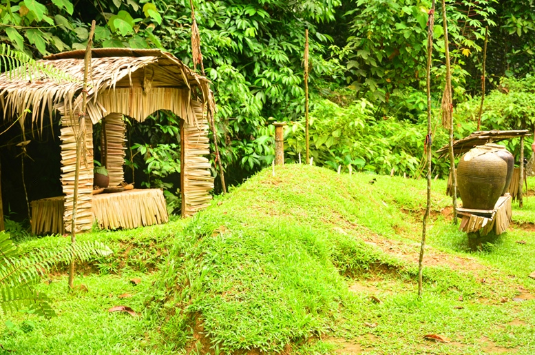 Mari Mari Village operates as a museum that preserves Borneo's knowledge, history, culture and tradition 3