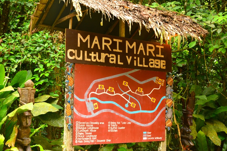Mari Mari Village operates as a museum that preserves Borneo's knowledge, history, culture and tradition.