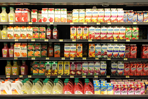 Market Fruit Juice