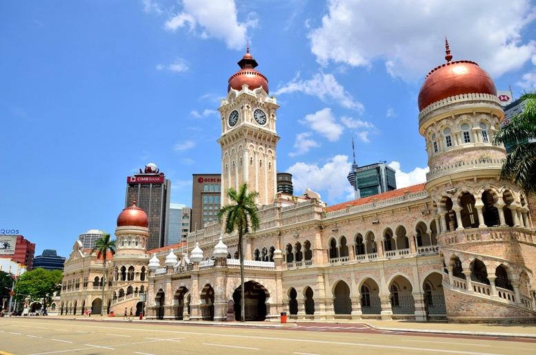 Merdeka Square Kumla Lumpur Malaysia