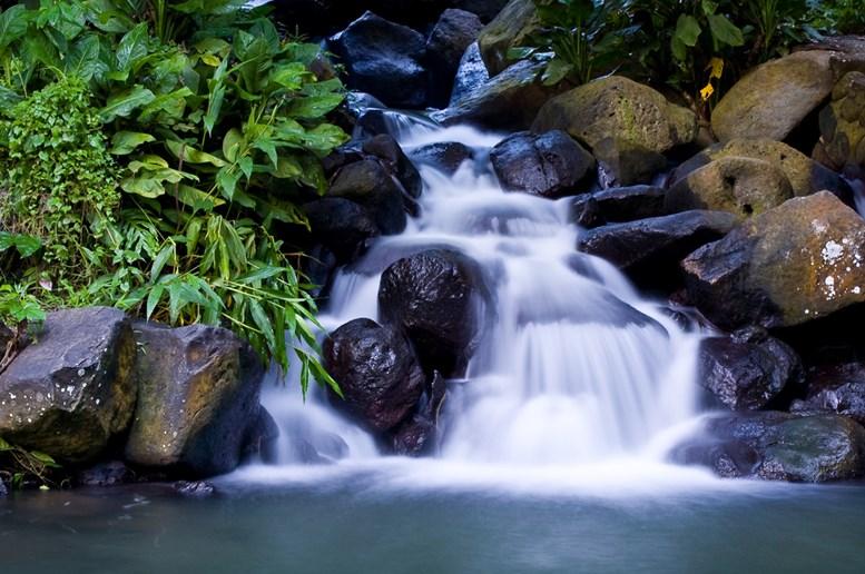 Mimbalut Falls, Iligan City, Lanao del Norte, Philippines