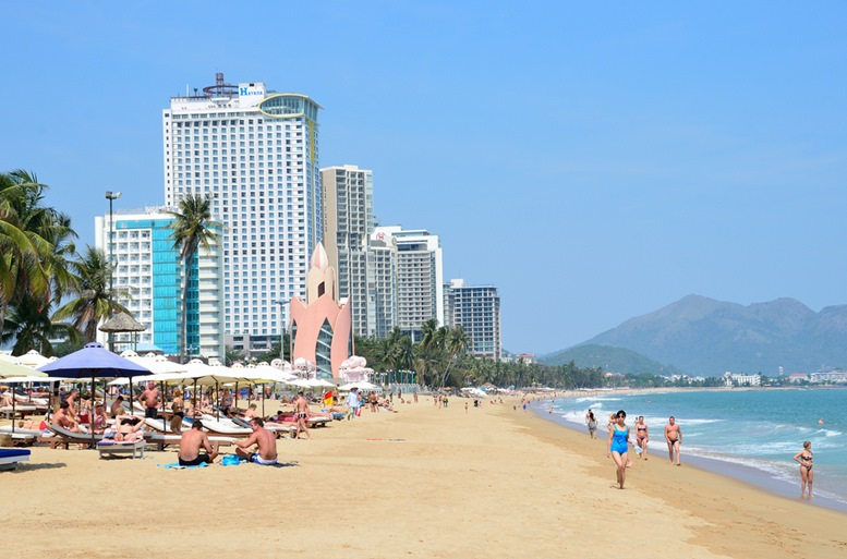 Nha Trang City Beach