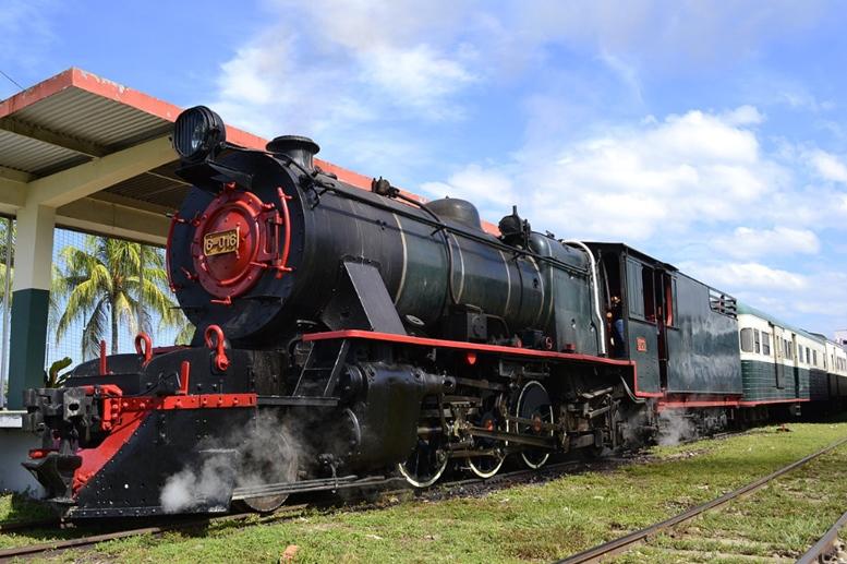 Nort Borneo Railway