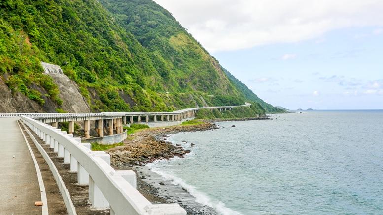 Patapat Viaduct - Pagudpud, Ilocos Norte, Philippines