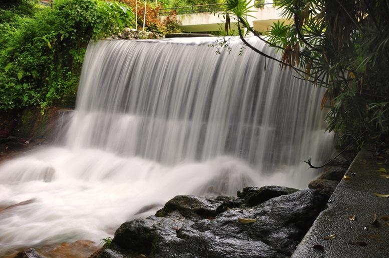 Penang Botanical Gardens Waterfall