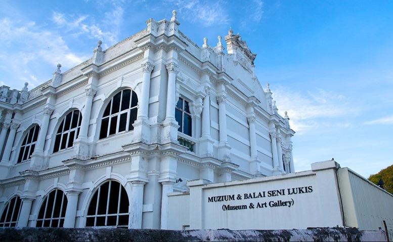 Penang State Museum & Art Gallery