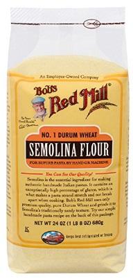 Bob's Red Mill Semolina Pasta Flour