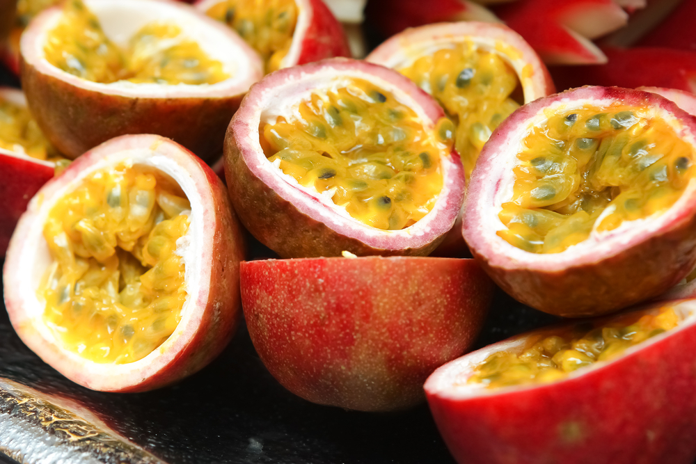 Purple Passion Fruits