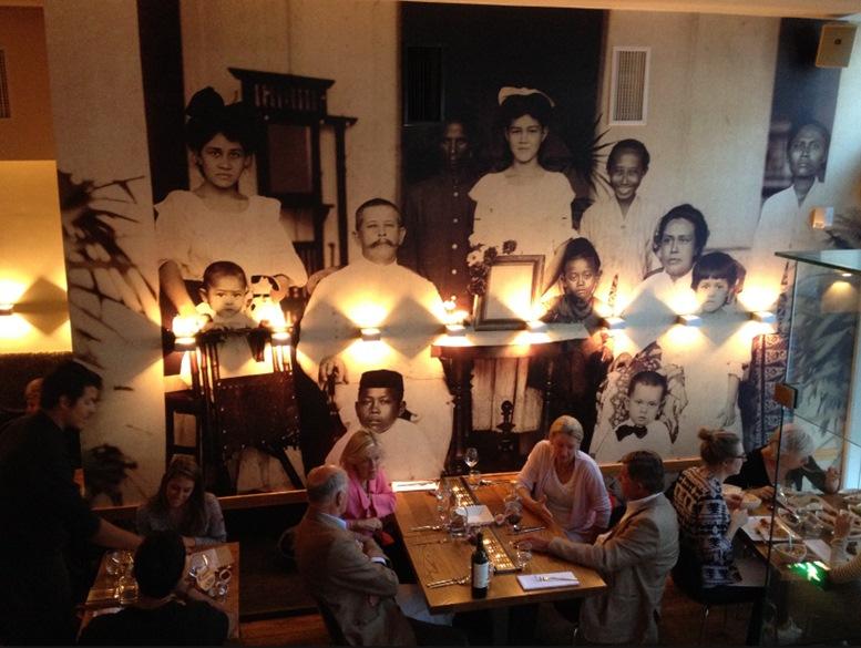Restaurant Blauw