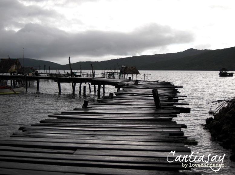 San Pedro-Cantiasay Wooden Foot Bridge