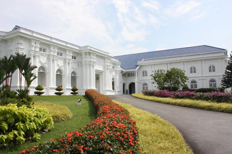 Sultan Abu Bakar Royal Museum - Johor Bahru