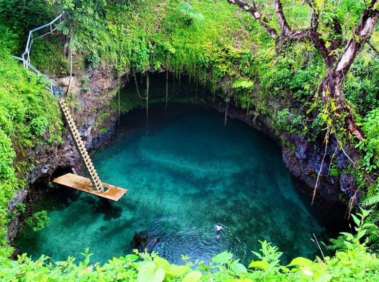 Surigao - Hinatuan Enchanted River