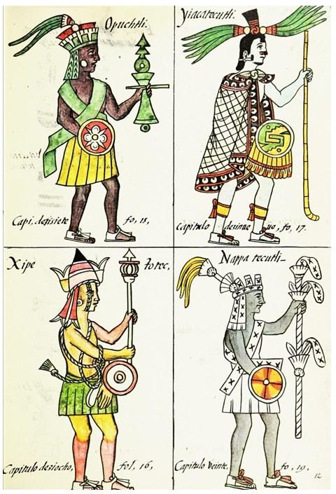 The Aztec culture