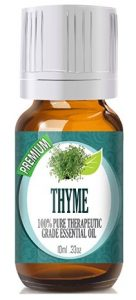 Therapeutic Grade Thyme Essential Oil