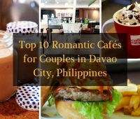 Top 10 Romantic Cafés for Couples in Davao, Philippines