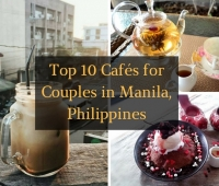 Top 10 Best Cafés for Couples in Manila, Philippines