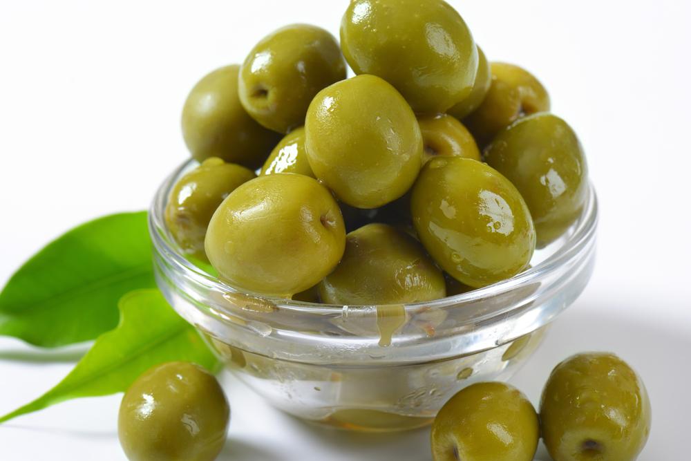 Top Probiotics Food Source - Brine-cured olives