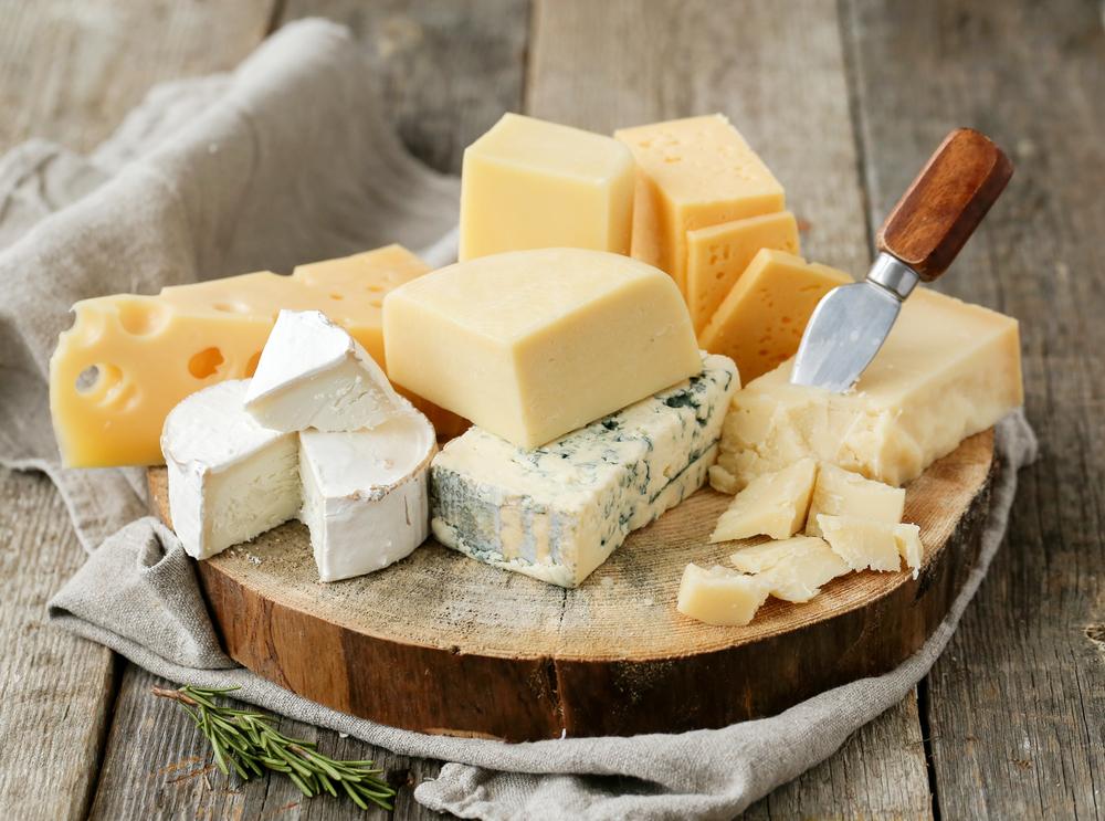 Top Probiotics Food Source - Cheese