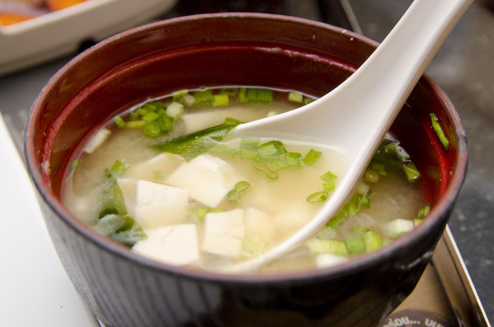 Top Probiotics Food Source - Miso Soup