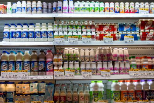 Unfermented Soy Milk