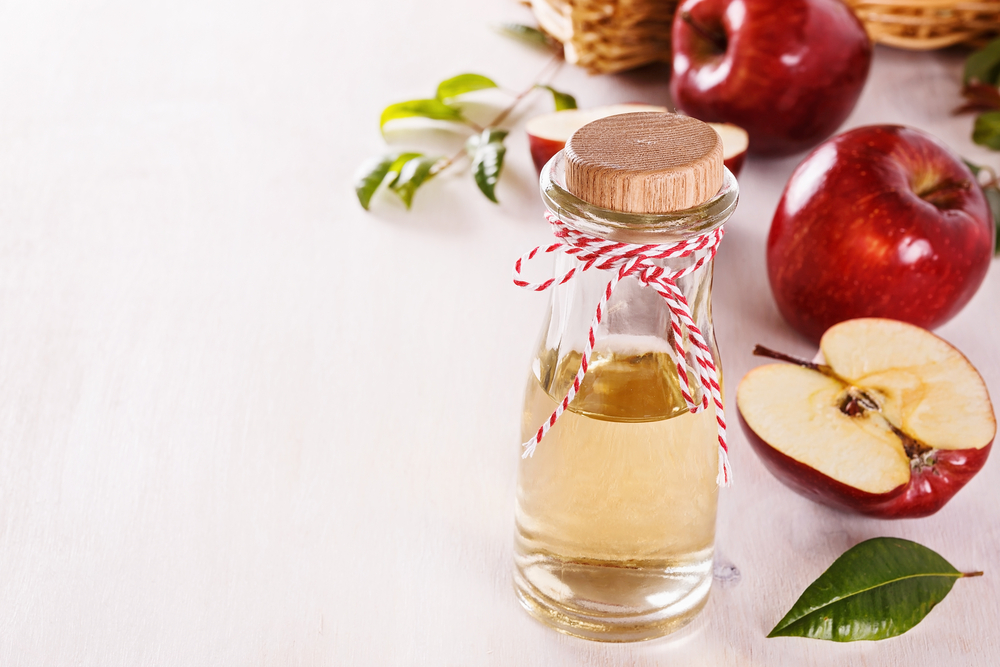 Unfiltered Apple Cider - Get Rid of Acne Naturally
