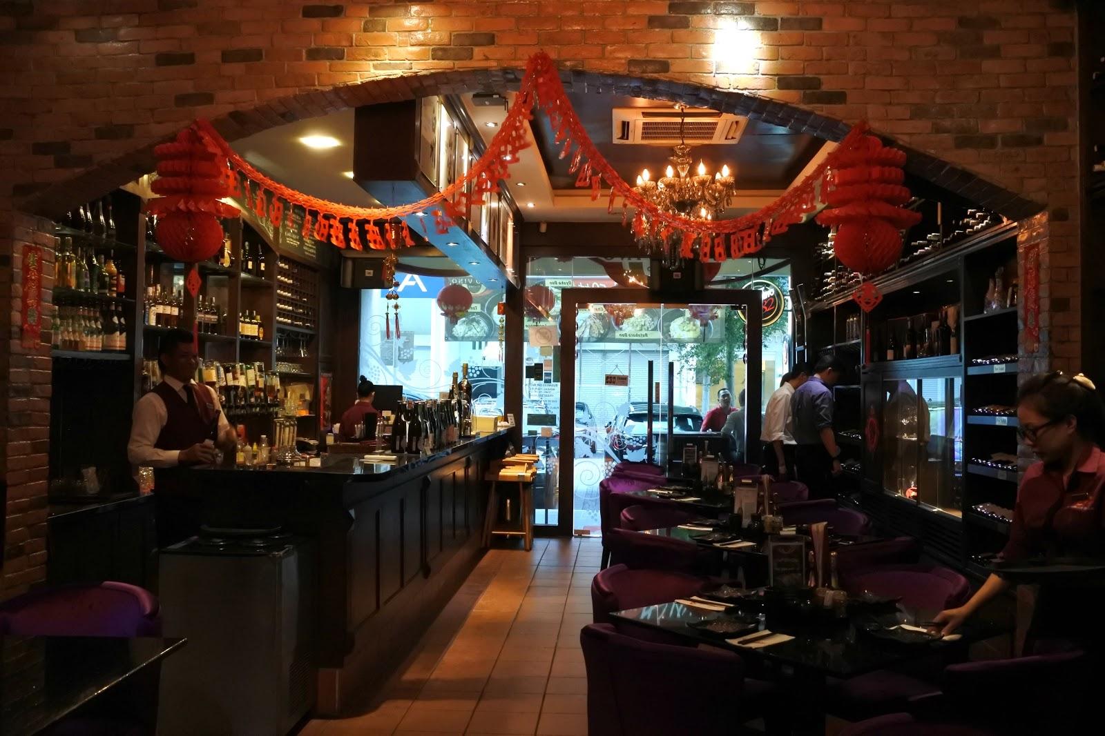 Vino-Vino Bistro Johor Bahru Wine Tasting