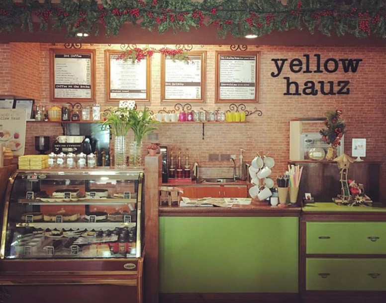 Yellow Hauz Davao City