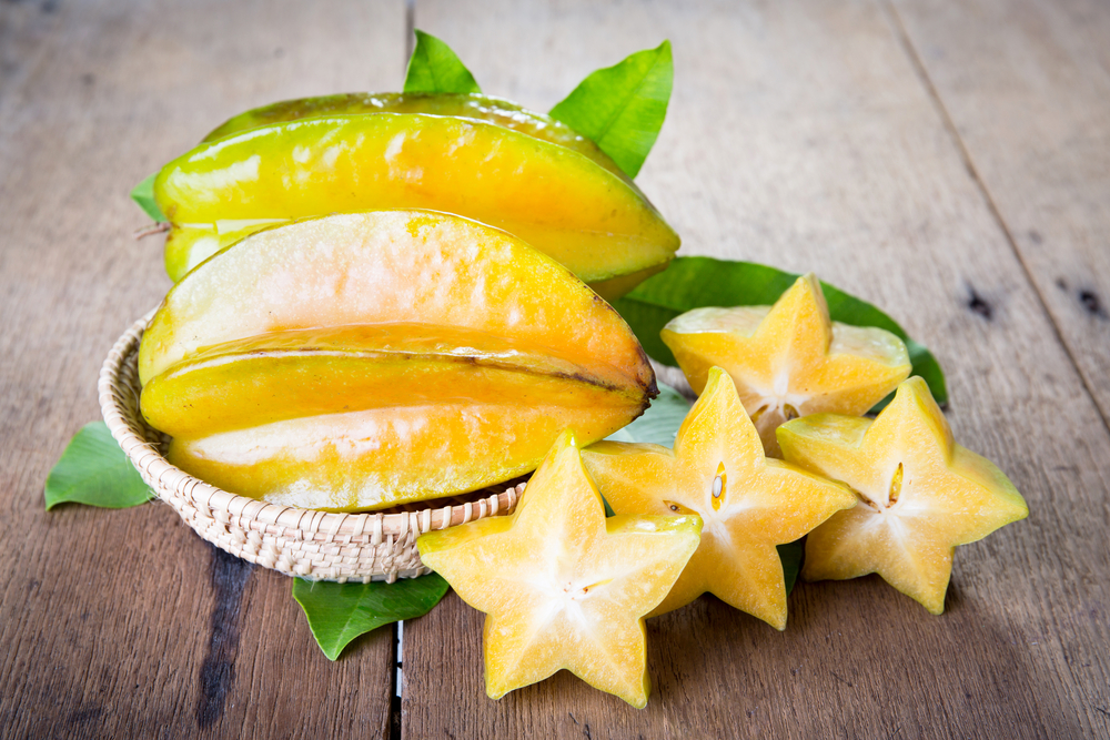 Yellow Starfruit