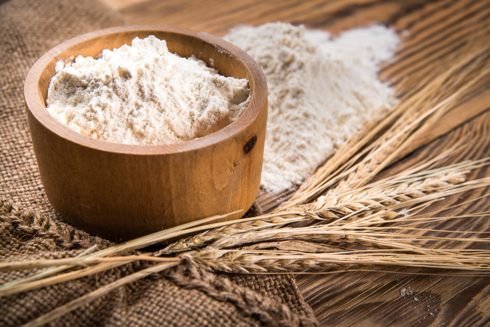 flour from durum wheat