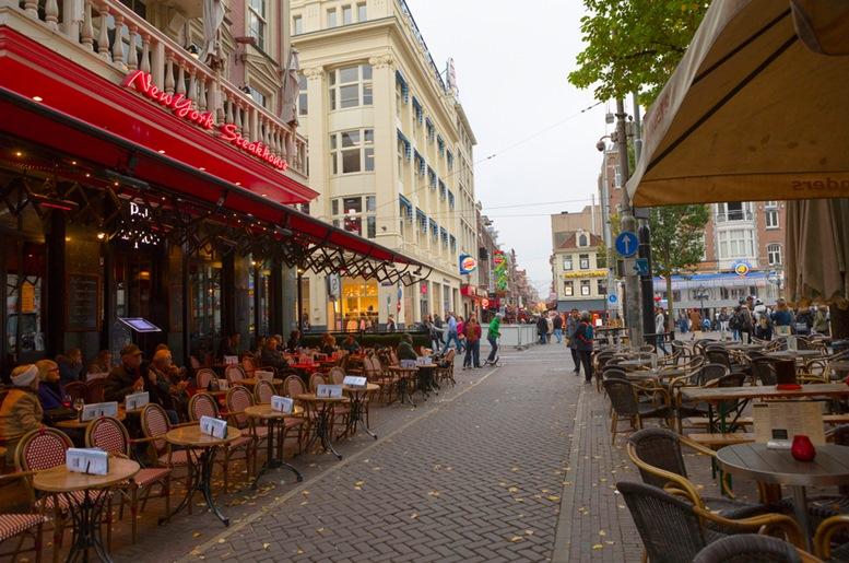 streets of Leidseplein