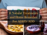 11 Natural Treatments and Home Remedies For ADHD/ADD
