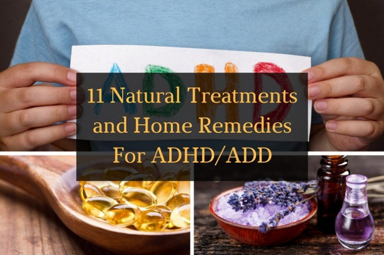 11 Natural Treatments and Home Remedies For ADHD or ADD - Featured Image