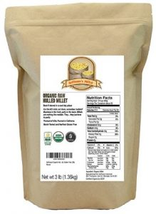 Anthony's Organic Hulled Millet