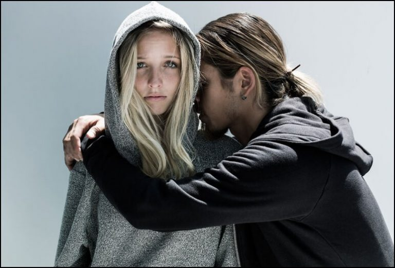Aros Sleep Hoodie - Featured Image