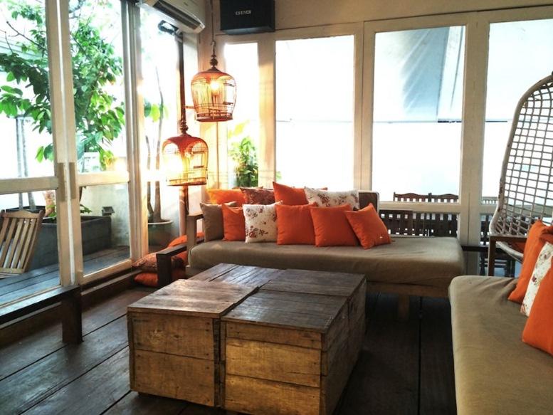 Balin Rooftop Garden Bar