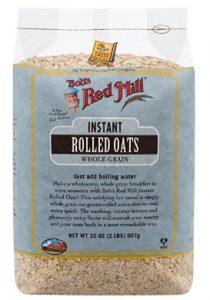 Bob's Red Mill Instant Rolled Oats