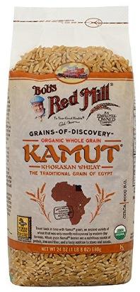 Bob's Red Mill Organic Kamut Grain