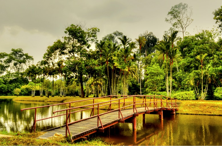 Botanic Park Shah Alam. This is most popular park in Malaysia.