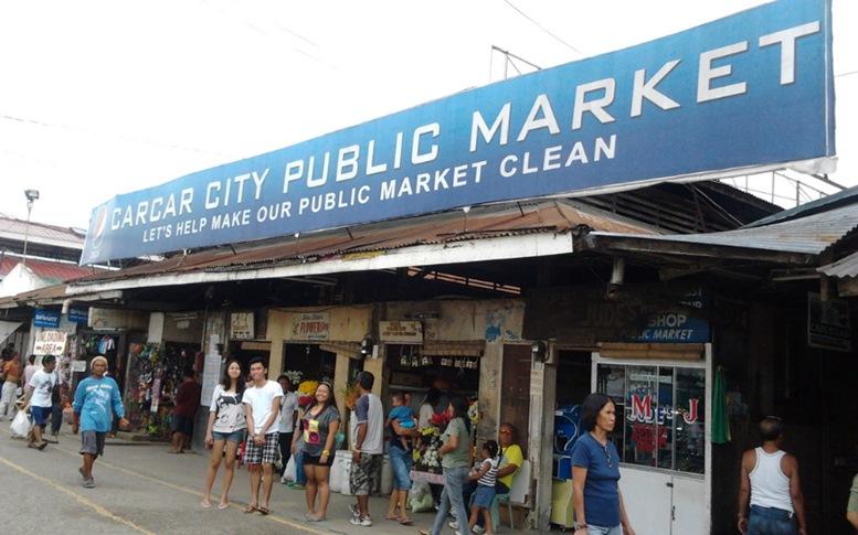 Carcar City Public Market