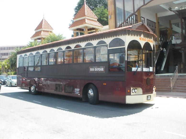 Cas Ligas Bus