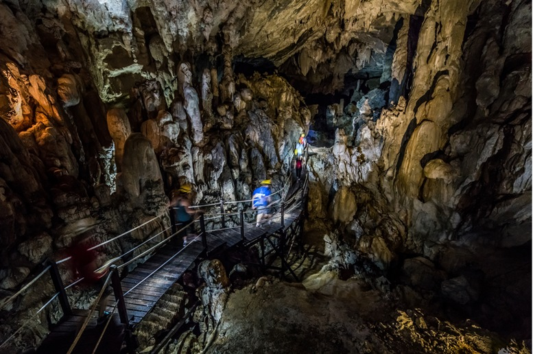 Caves in Mulu National Park
