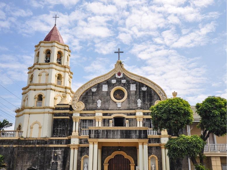 Church of Quingua - Plaridel, Bulacan, Philippines